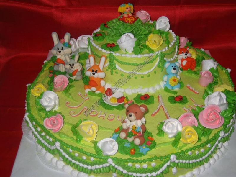 Заказать торт детский праздник