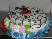 detskij-tort-chelovek-pauk